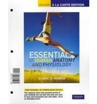 9780321762351: Essentials of Human Anatomy and Physiology, Books a la Carte Plus Essentials of Interactive Physiology CD-ROM (10th Edition)