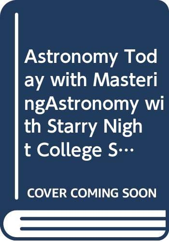 9780321762894: Astronomy Today with MasteringAstronomy with Starry Night College Student Access Code Card (7th Edition)