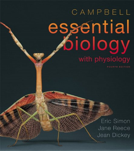 9780321763327: Campbell Essential Biology with Physiology Plus MasteringBiology with eText -- Access Card Package (4th Edition)