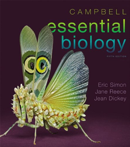 Campbell Essential Biology Plus MasteringBiology with eText -- Access Card Package (5th Edition) (0321763335) by Eric J. Simon; Jane B. Reece; Jean L. Dickey