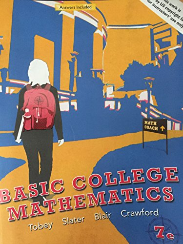 9780321765727: Basic College Mathematics:ANNOTATED INSTRUCTOR'S EDITION