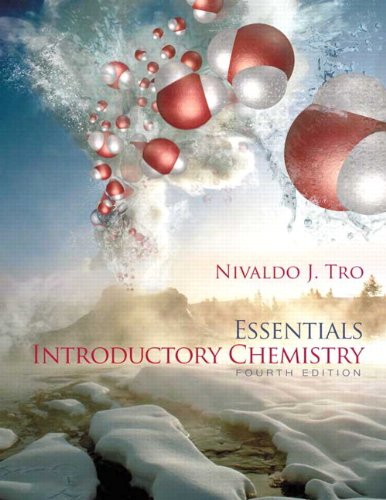 9780321765802: Introductory Chemistry Essentials Plus MasteringChemistry with eText -- Access Card Package (4th Edition)