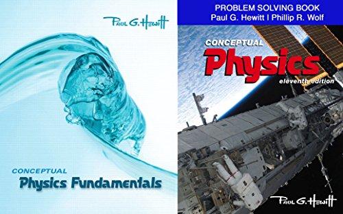 9780321765970: Conceptual Physics Fundamentals 1/e & Problem Solving Book 11/e (Package)