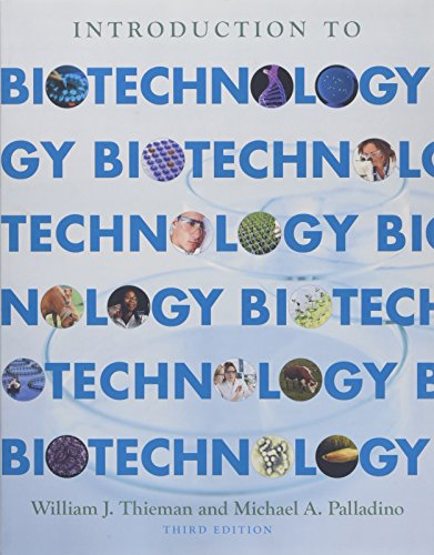 9780321766113: Introduction to Biotechnology (3rd Edition)