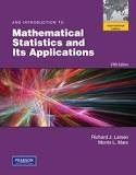 9780321766564: An Introduction to Mathematical Statistics and Its Applications