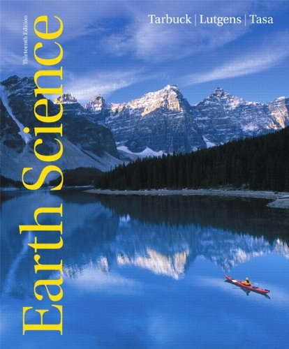 9780321767271: Earth Science Plus MasteringGeology with eText -- Access Card Package (13th Edition)