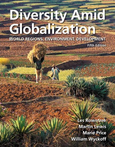 9780321767578: Diversity Amid Globalization: World Regions, Environment, Development Plus MasteringGeography with eText -- Access Card Package (5th Edition)