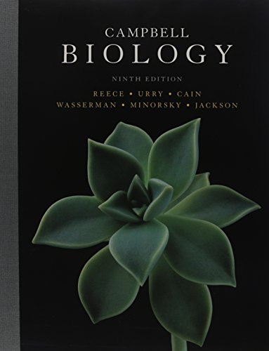 9780321768018: Campbell Biology with MasteringBiology with Get Ready and Study Card (9th Edition)