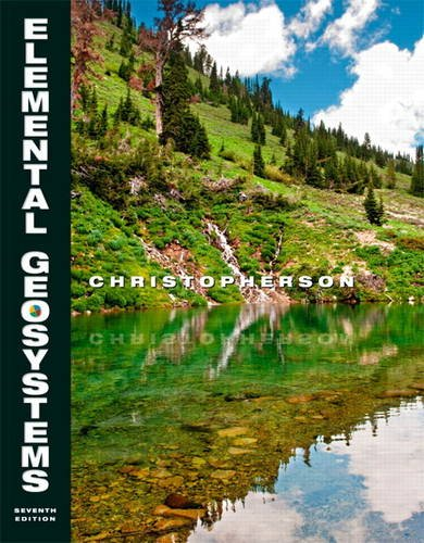 9780321768254: Elemental Geosystems with MasteringGeography
