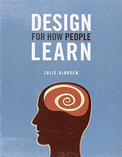 9780321768438: Design for How People Learn (Voices That Matter)