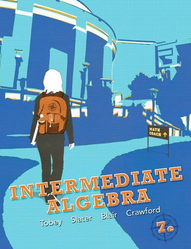 9780321769503: Intermediate Algebra (7th Edition)