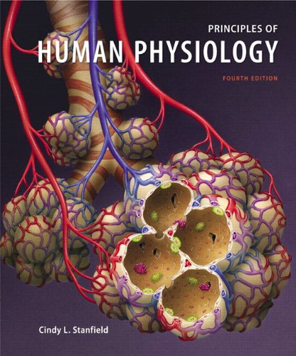9780321769695: Principles of Human Physiology Plus MasteringA&P with eText -- Access Card Package (4th Edition)