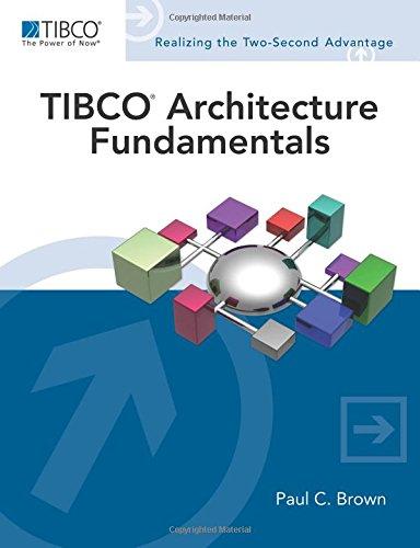 9780321772619: TIBCO Architecture Fundamentals