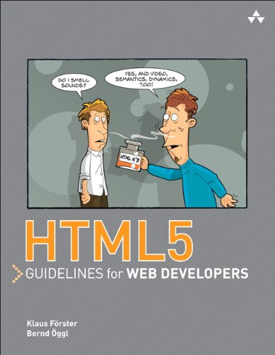 9780321772749: HTML5 Guidelines for Web Developers
