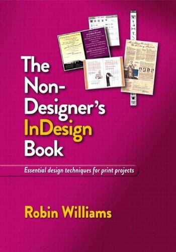 9780321772848: The Non-Designer's InDesign Book