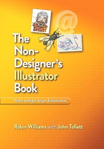 9780321772879: The Non-Designer's Illustrator Book