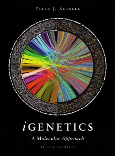 9780321772886: iGenetics: A Molecular Approach Plus MasteringGenetics with eText -- Access Card Package (3rd Edition)