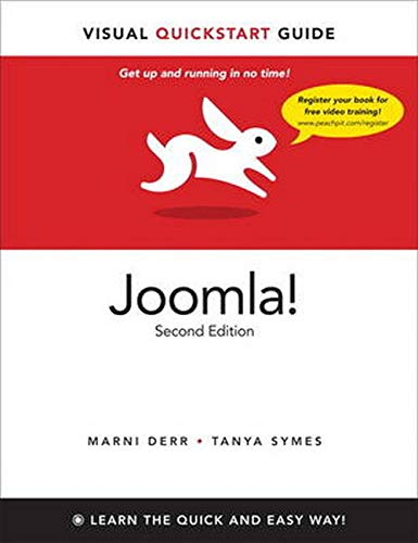 9780321772985: Joomla!: Visual QuickStart Guide (2nd Edition)