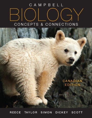 9780321774484: Campbell Biology Concepts & Connections Canadian Edition