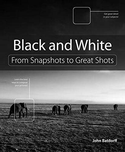 9780321774576: Black and White: From Snapshots to Great Shots