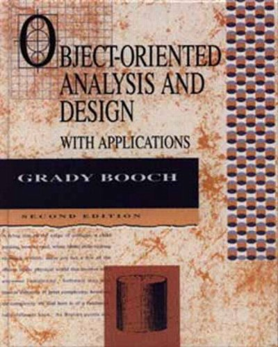 9780321774941: Object-oriented Analysis and Design With Applications