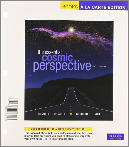 9780321775757: The Essential Cosmic Perspective with SkyGazer 5.0 Student Access Code Card and MasteringAstronomy with Pearson eText Student Access Code Card (6th Edition) (Books a la Carte)
