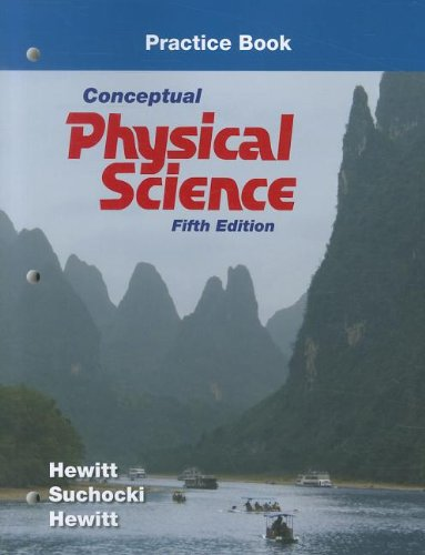 9780321776563: Practice Book for Conceptual Physical Science