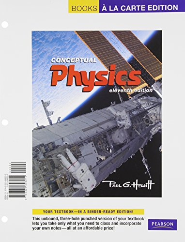 9780321776730: Conceptual Physics, Books a la Carte Plus MasteringPhysics -- Access Card Package (11th Edition)