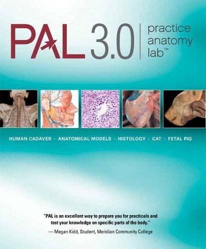 9780321777355: Practice Anatomy Lab 3.0