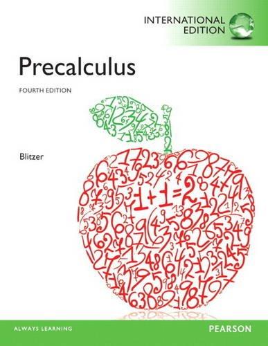 9780321777614: Precalculus
