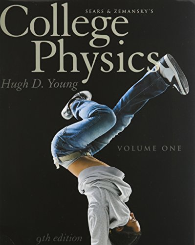 9780321778130: College Physics with MasteringPhysics and Pearson eText Student Access Code Card (9th Edition)