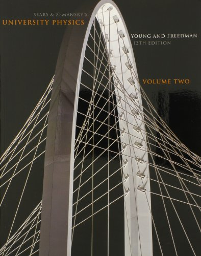 9780321778253: University Physics Volume 2 (Chs. 21-37) with MasteringPhysics Package (13th Edition)