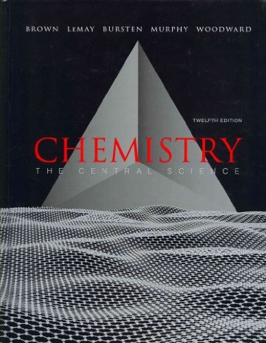 9780321778543: Chemistry: The Central Science with MasteringChemistry with Laboratory Experiments (12th Edition)