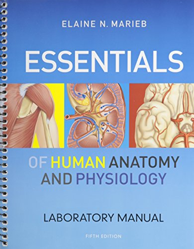 9780321780935: Essentials of Human Anatomy & Physiology and Essentials of Human Anatomy & Physiology Laboratory Manual (5th Edition)