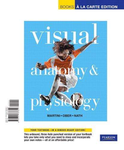 9780321784353: Visual Anatomy & Physiology, Books a la Carte Plus MasteringA&P -- Access Card Package