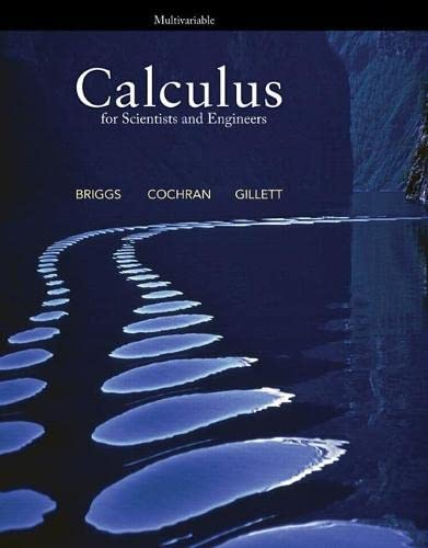 9780321785510: Calculus for Scientists and Engineers, Multivariable