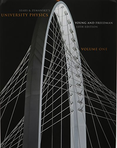 9780321785916: University Physics Volume 1 (Chs. 1-20) and MasteringPhysics with Pearson eText Student Access Code Card Package (13th Edition)