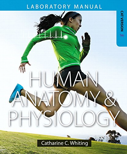 9780321787002: Human Anatomy & Physiology Laboratory Manual: Making Connections, Cat Version