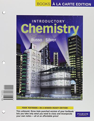 9780321787972: Introductory Chemistry, Books a la Carte Edition (4th Edition)