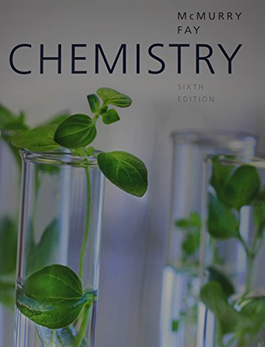 9780321788443: Chemistry with MasteringChemistry with Student Solutions Manual (6th Edition)