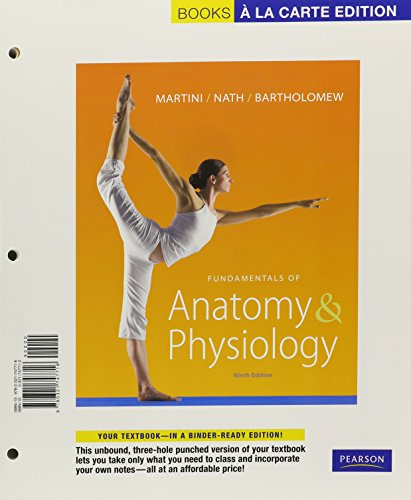 9780321790576: Fundamentals of Anatomy & Physiology
