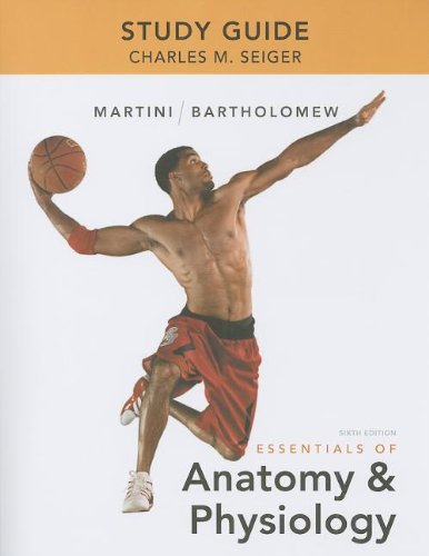 9780321792211: Study Guide for Essentials of Anatomy & Physiology