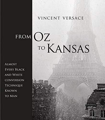 From Oz to Kansas: Almost Every Black: Versace, Vincent