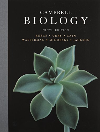 9780321794109: Campbell Biology, and MasteringBiology with Pearson eText with MasteringBiology Virtual Lab Full Suite Student Access Code Card (9th Edition)