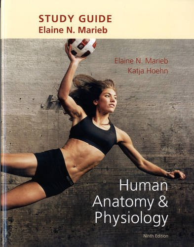 9780321794390: Study Guide for Human Anatomy & Physiology