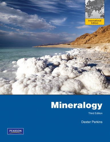 9780321794673: Mineralogy