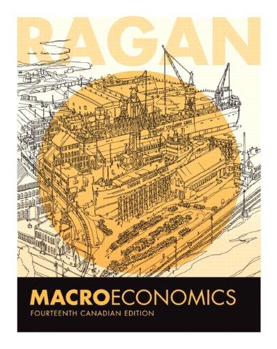Macroeconomics: Ragan, Christopher T.S.