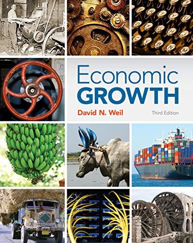 9780321795731: Economic Growth (3rd Edition)