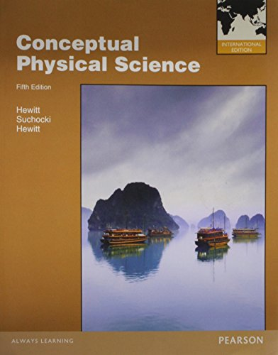 9780321798336: Conceptual Physical Science International Edition