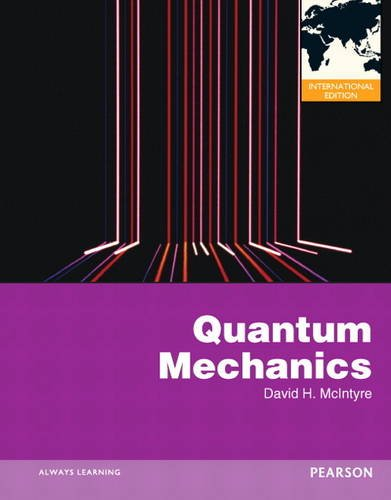 9780321798527: Quantum Mechanics